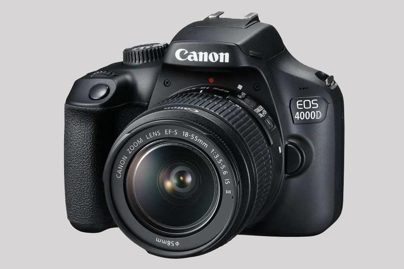 Canon EOS 4000D /materiały prasowe