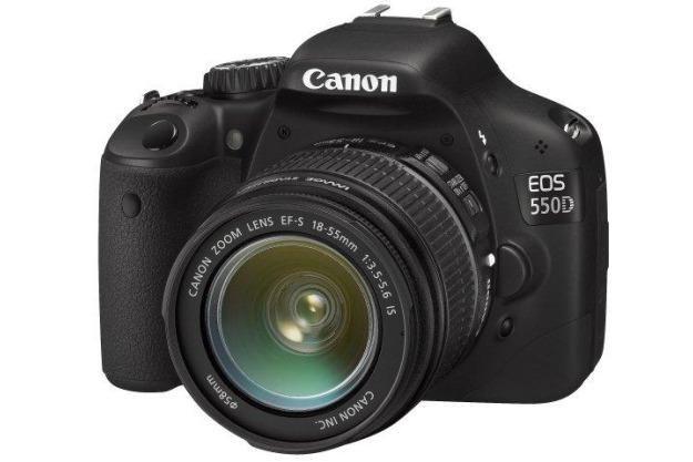 Canon EOS 550D - najpopularniejszy aparat w sieci Vobis /materiały prasowe