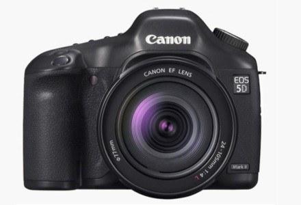 Canon EOS 5D Mark II - Europejski Zaawansowany Aparat Fotograficzny 2009/2010 /materiały prasowe
