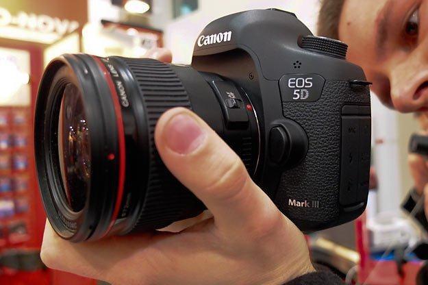 Canon EOS 5D Mark III /INTERIA.PL