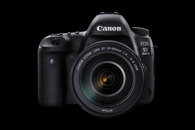 Canon EOS 5D Mark IV /materiały prasowe