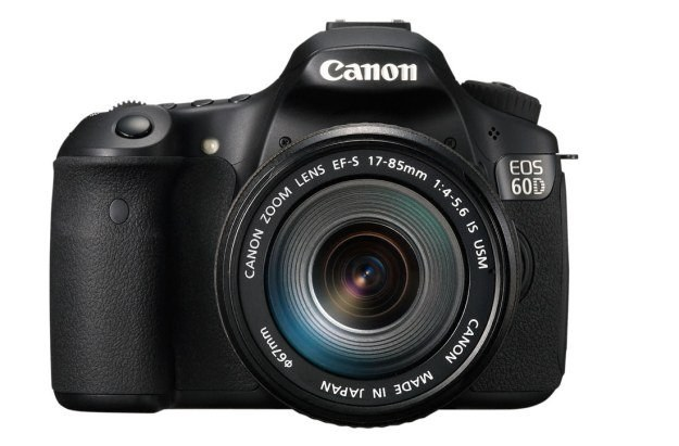 Canon EOS 60D /materiały prasowe