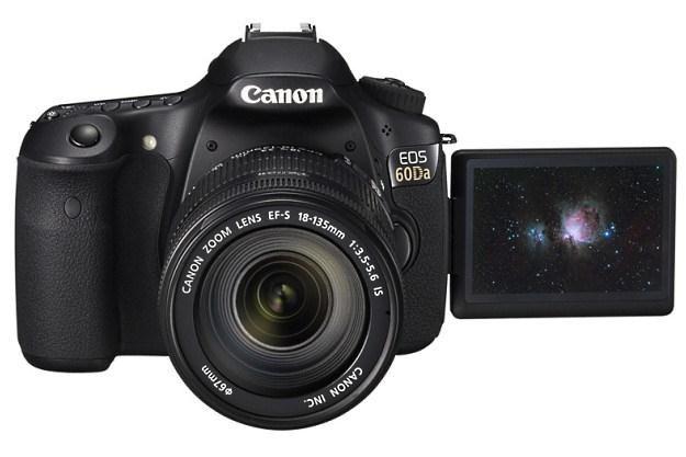 Canon EOS 60Da /materiały prasowe
