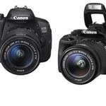 Canon EOS 700D i EOS 100D - nowe lustrzanki