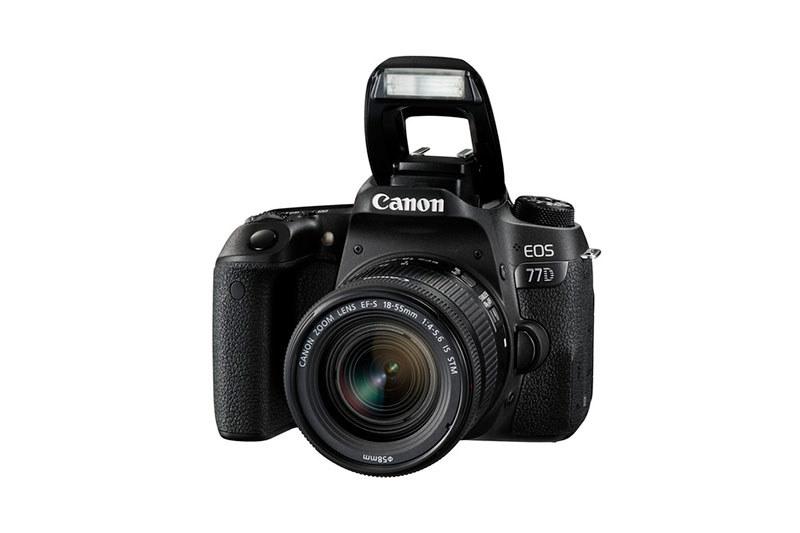 Canon EOS 77D /materiały prasowe