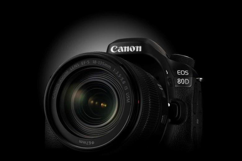 Canon EOS 80D /materiały prasowe