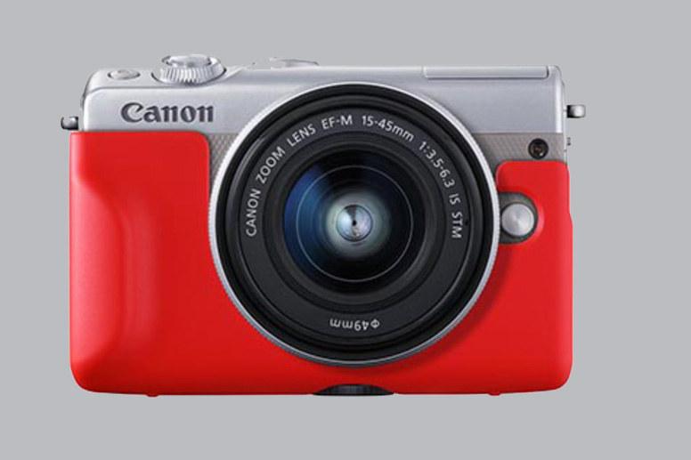 Canon EOS M100 /materiały prasowe