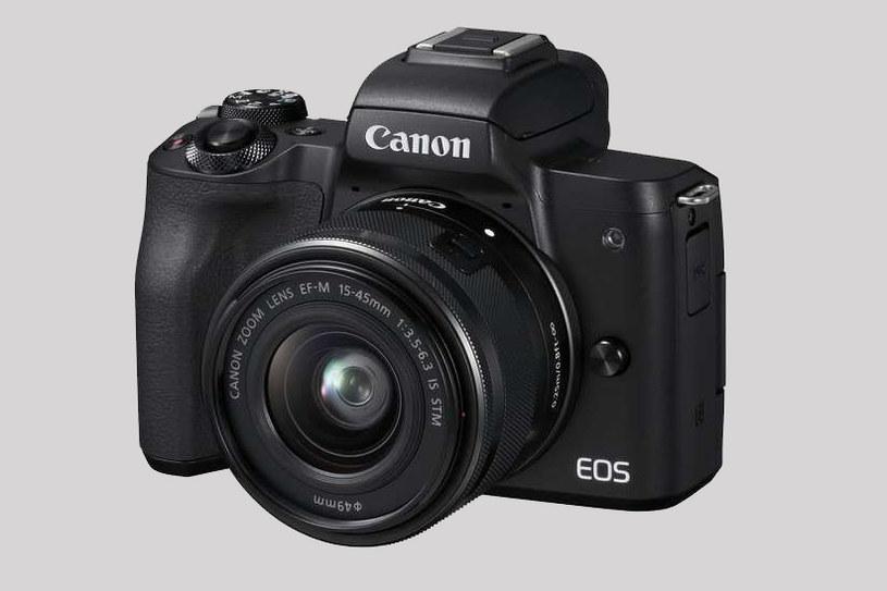 Canon EOS M50 /materiały prasowe