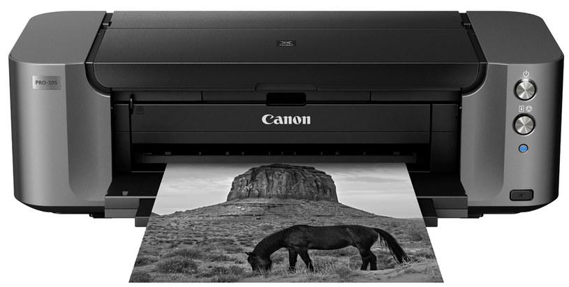 Canon PIXMA PRO-10S /materiały prasowe