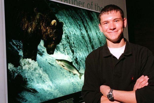 Canon postanowił wspierać młodych fotografów przyrody /AFP