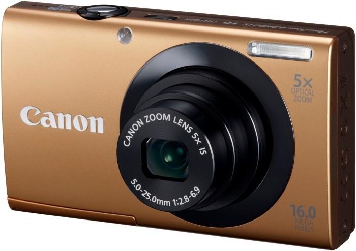 Canon PowerShot A3400 IS /materiały prasowe