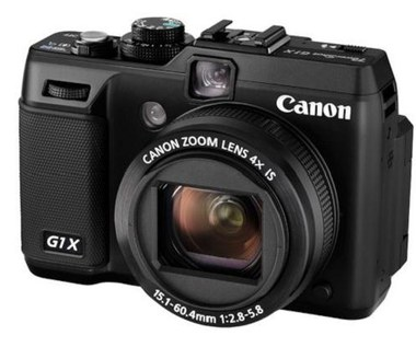 Canon PowerShot G1 X - kompakt wszech czasów?
