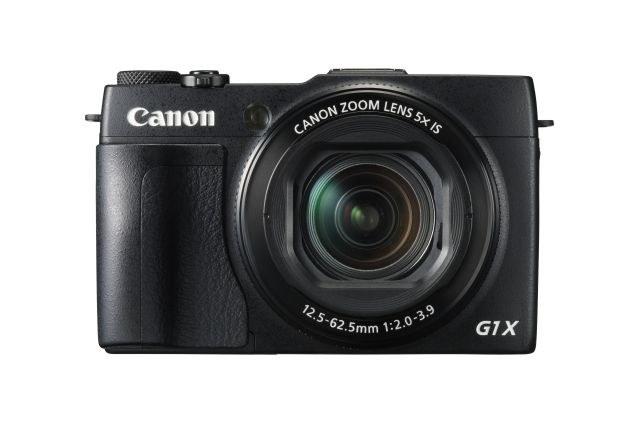 Canon PowerShot G1 X Mark II /materiały prasowe