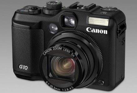 Canon Powershot G10 /materiały prasowe