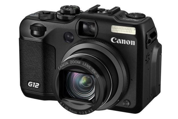Canon PowerShot G12 /materiały prasowe