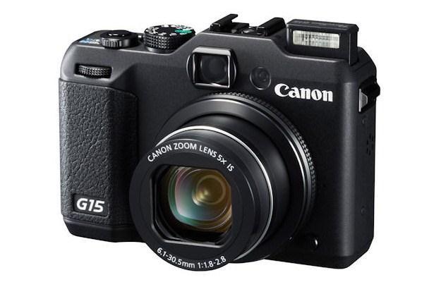 Canon PowerShot G15 /materiały prasowe