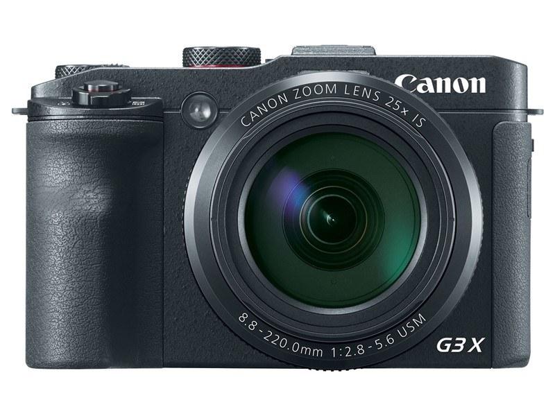 Canon PowerShot G3X /materiały prasowe