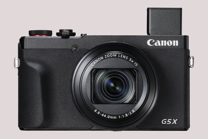 Canon PowerShot G5 X Mark II /materiały prasowe