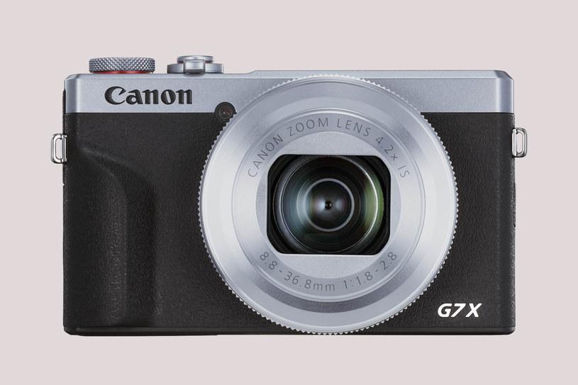 Canon PowerShot G7 X Mark III /materiały prasowe