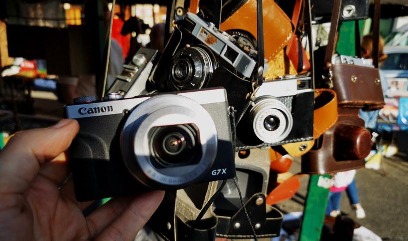 Canon PowerShot G7 X Mark III /INTERIA.PL