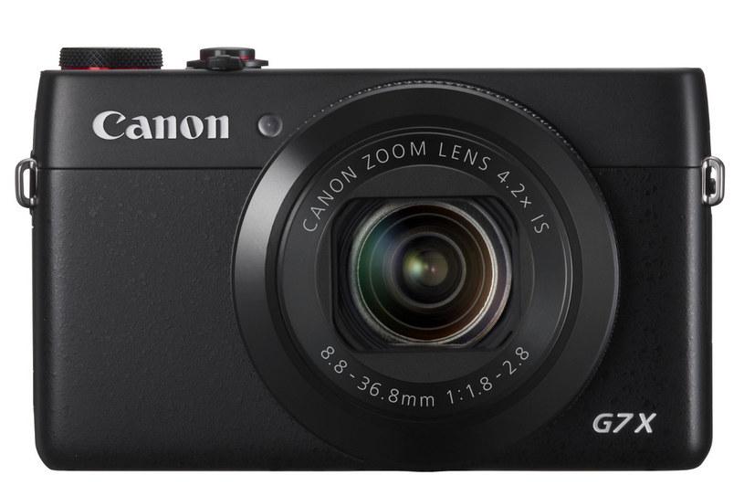 Canon PowerShot G7 X /materiały prasowe