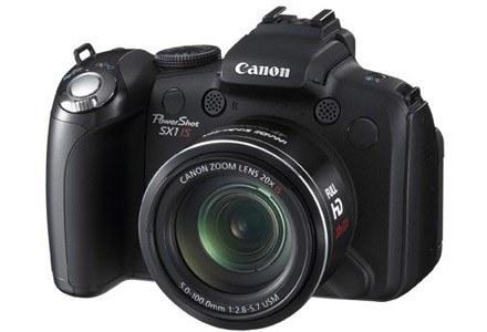 Canon PowerShot SX1 /materiały prasowe