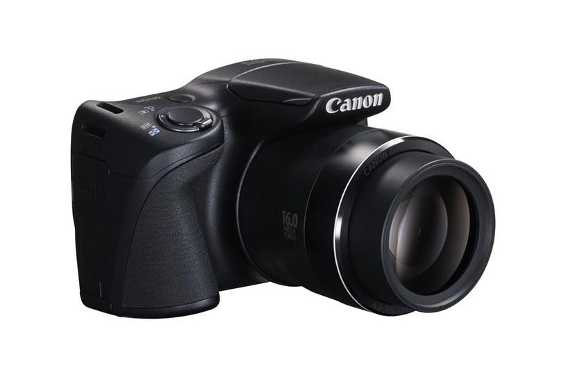 Canon PowerShot SX400 IS /materiały prasowe
