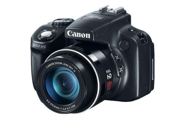 Canon PowerShot SX50 HS /materiały prasowe
