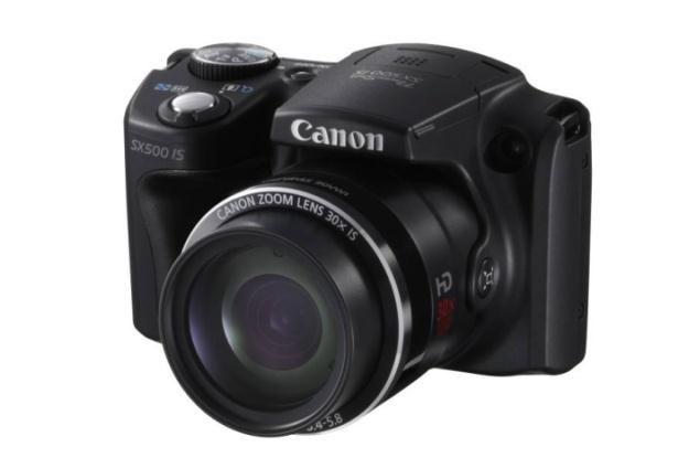 Canon PowerShot SX500 IS /materiały prasowe