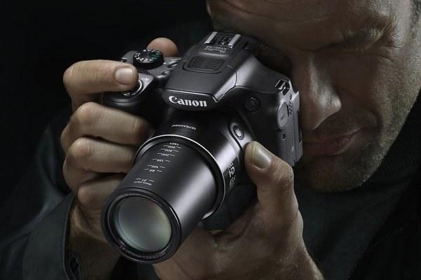 Canon PowerShot SX60HS /materiały prasowe