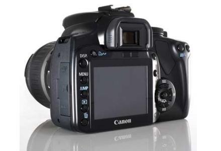 Canon Rebel 300D /materiały prasowe