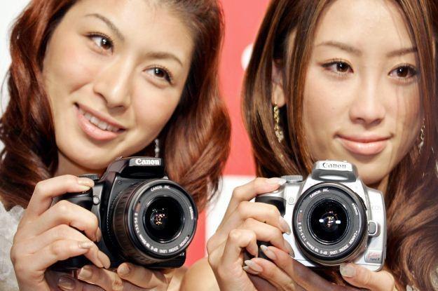 Canon skorzysta z Thunderbolt /AFP