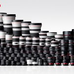 Canon wyprodukował 90 mln obiektywów EF