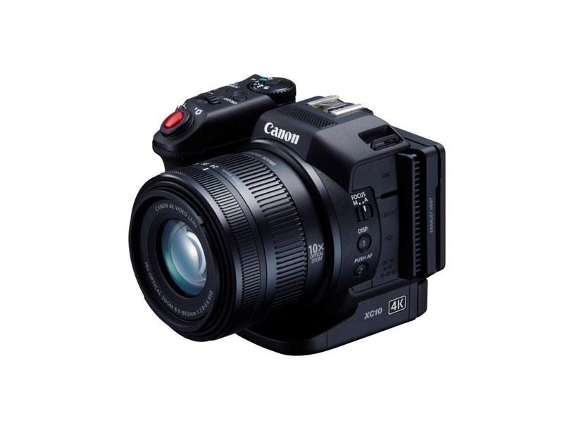 Canon XC10 /materiały prasowe