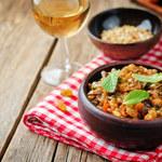 Caponata – warzywny gulasz