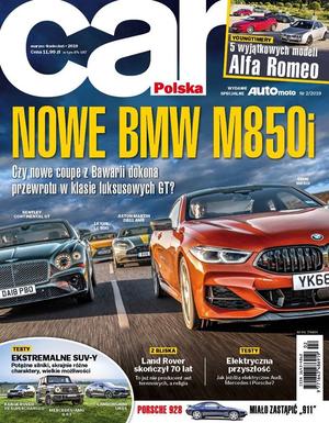 """""""Car"""" 2/2019 /Car Polska"""