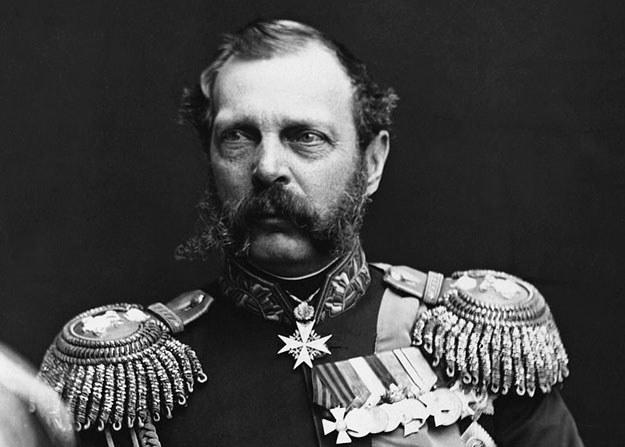 Car Aleksander II zecydował o wprowadzeniu stanu wojennego w Królestwie Polskim /INTERIA.PL