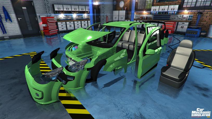 Car Mechanic Simulator 2015 /materiały prasowe