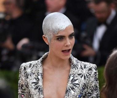 Cara Delevingne twarzą kosmetyków przeciwzmarszczkowych