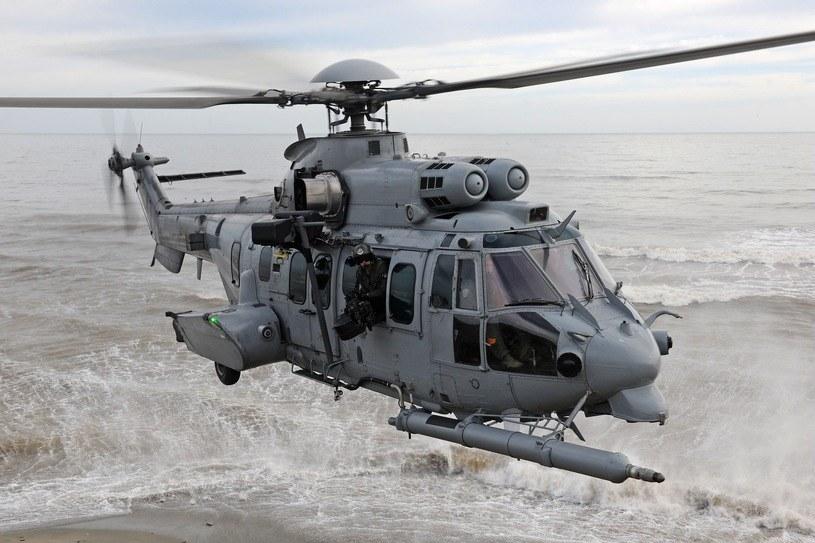 Caracal miał stanowić główną platformę dla śmigłowców Sił Specjalnych, Marynarki Wojennej i Wojsk Lądowych /Airbus /INTERIA.PL/materiały prasowe