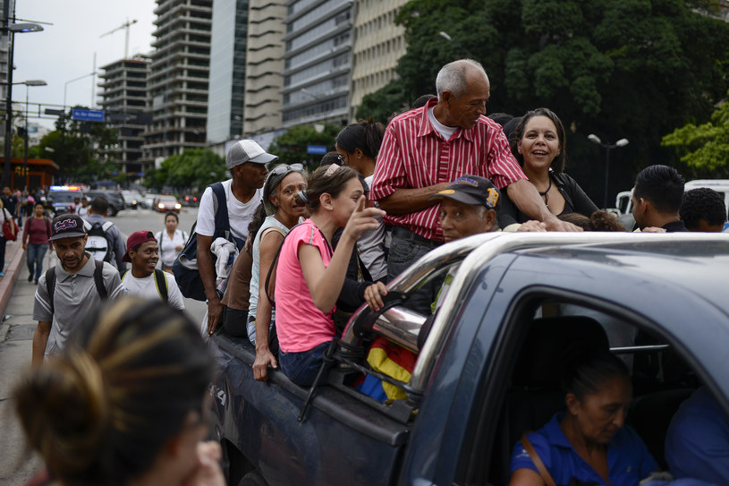 Caracas, Wenezuela /AFP