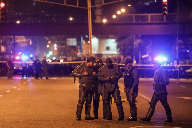 Caracas /Miguel Gutierrez /PAP/EPA
