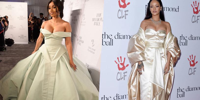Cardi B i Rihanna nie wystąpią podczas Super Bowl /Kevin Mazur/Axelle/Bauer-Griffin /Getty Images
