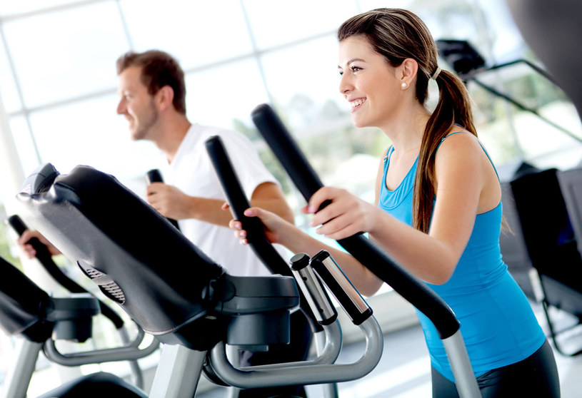 cardio trening /© Photogenica