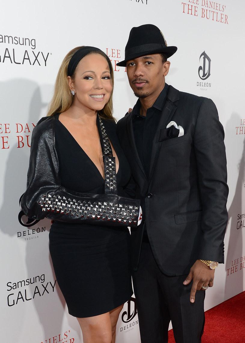 Carey i Cannon mają dwoje dzieci /Larry Busacca /Getty Images