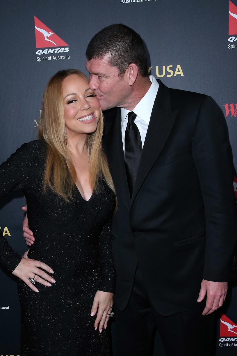 Carey niedawno rozstała się z Jamesem Packerem /Jonathan Leibson /Getty Images