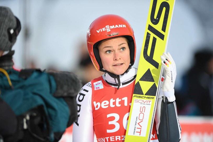Carina Vogt /AFP