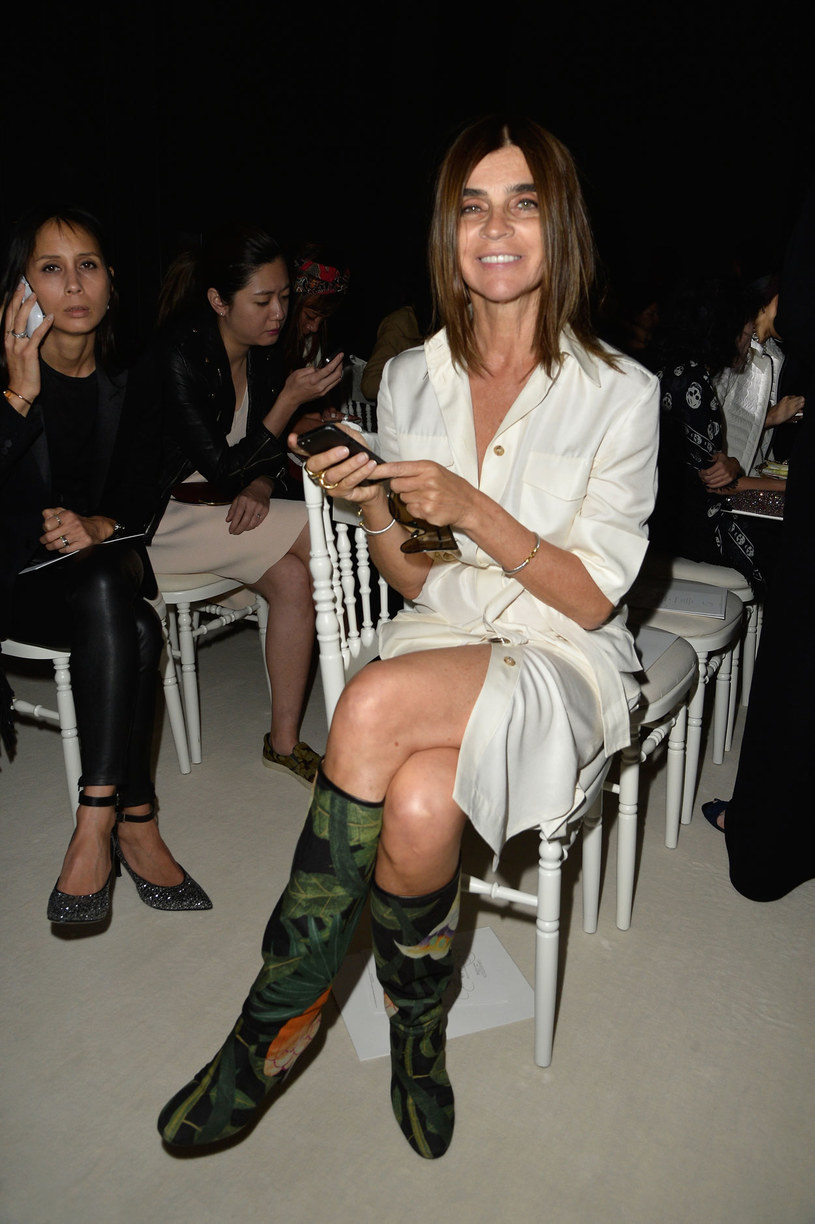 Carine Roitfeld /Getty Images