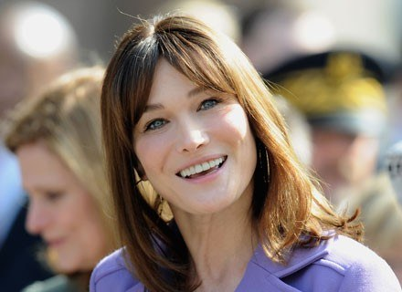 Carla Bruni-Sarkozy /Getty Images/Flash Press Media