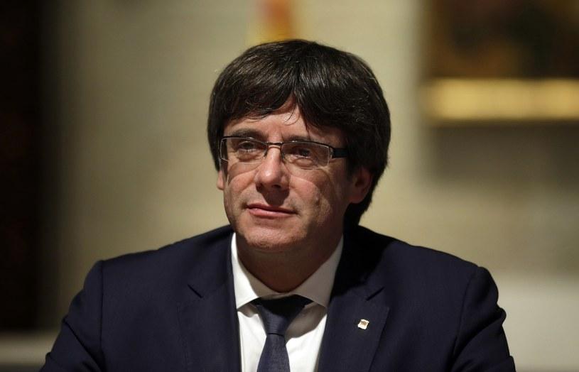 Carles Puigdemont /Associated Press /AP